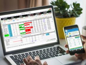 Fare trading online con l'approccio professionale